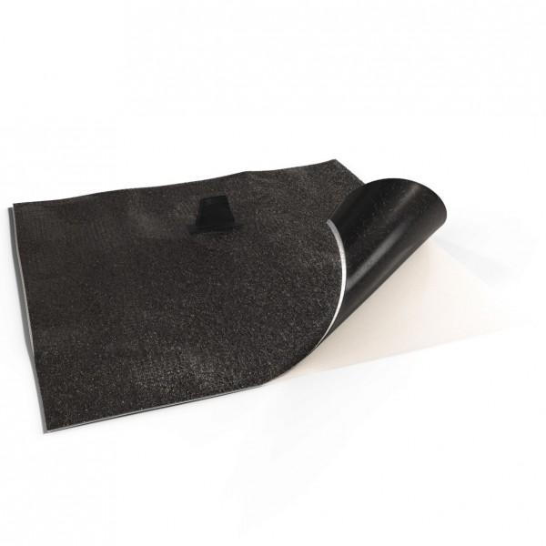 Dichtmanschette Ziegeldach (schwarz)