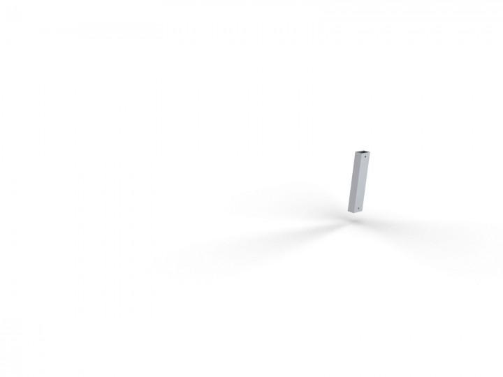 Stütze für Dreiecksaufständerung 10° Neigung