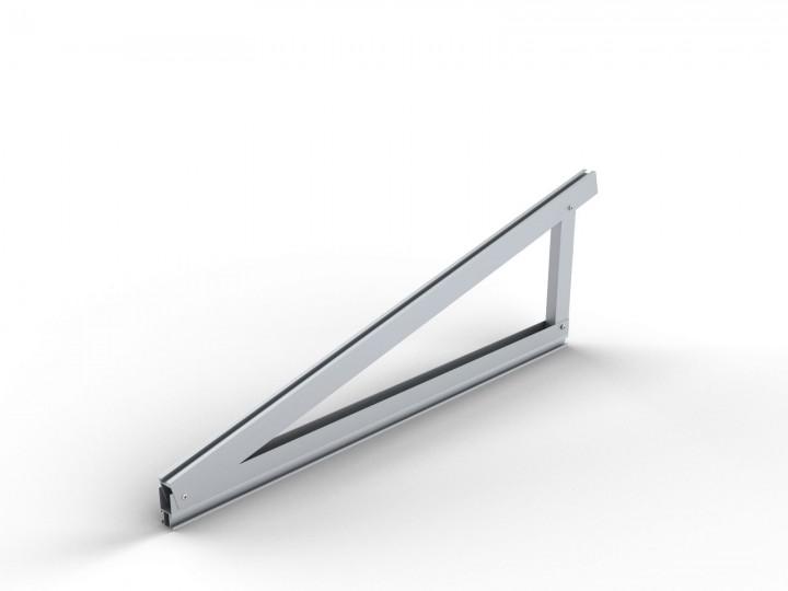 TS+ Dreieck 15° montiert