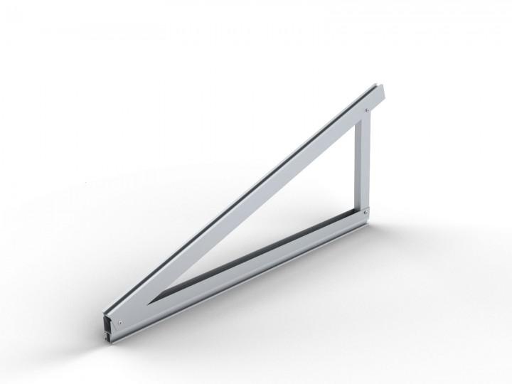 TS+ Dreieck 20° montiert
