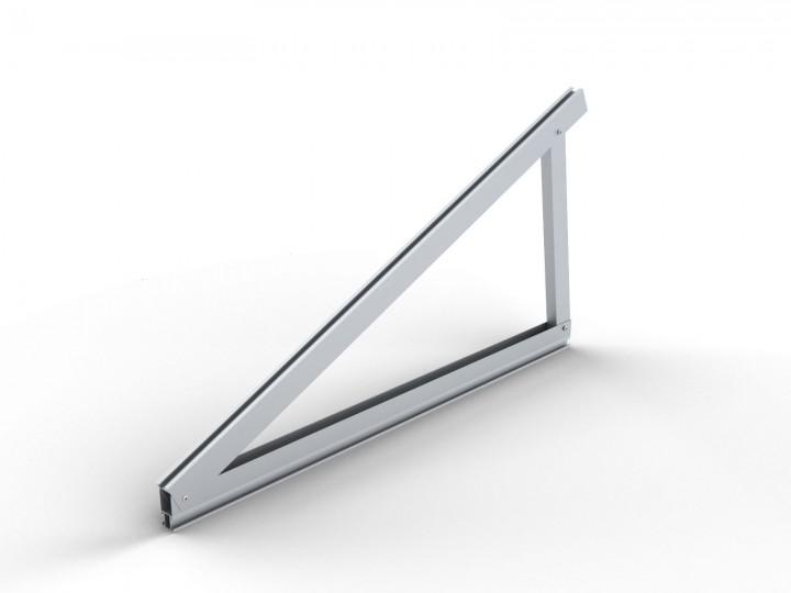 TS+ Dreieck 25° montiert