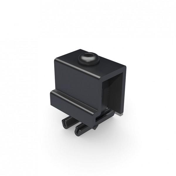 Kreuzschienenverbinder+ (schwarz)